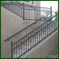 Wrought Iron Experts | Handrail, Railings